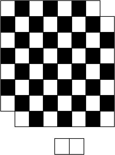 chessboard problem